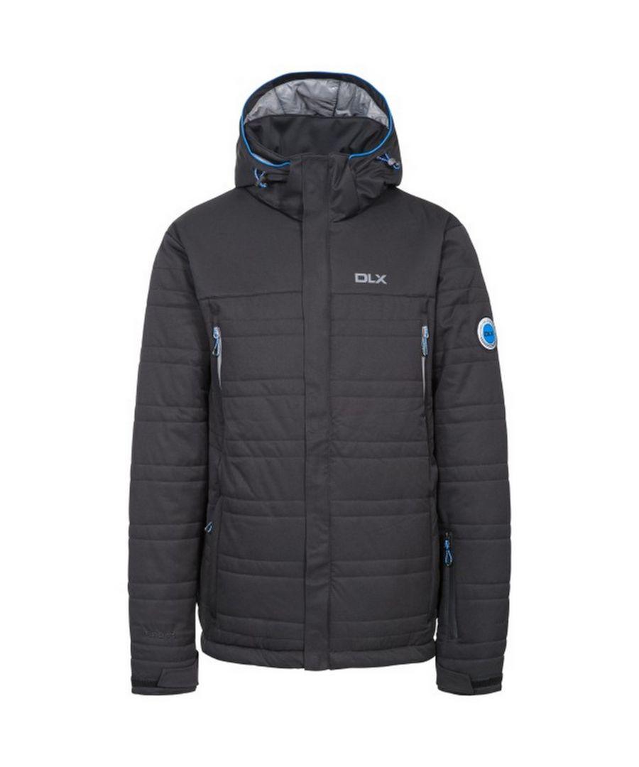 Image for Trespass Mens Hayes Waterproof Ski Jacket