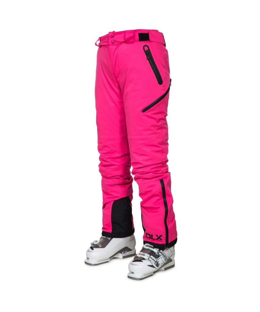 Image for Trespass Womens/Ladies Marisol Ski Trousers (Fuchsia)