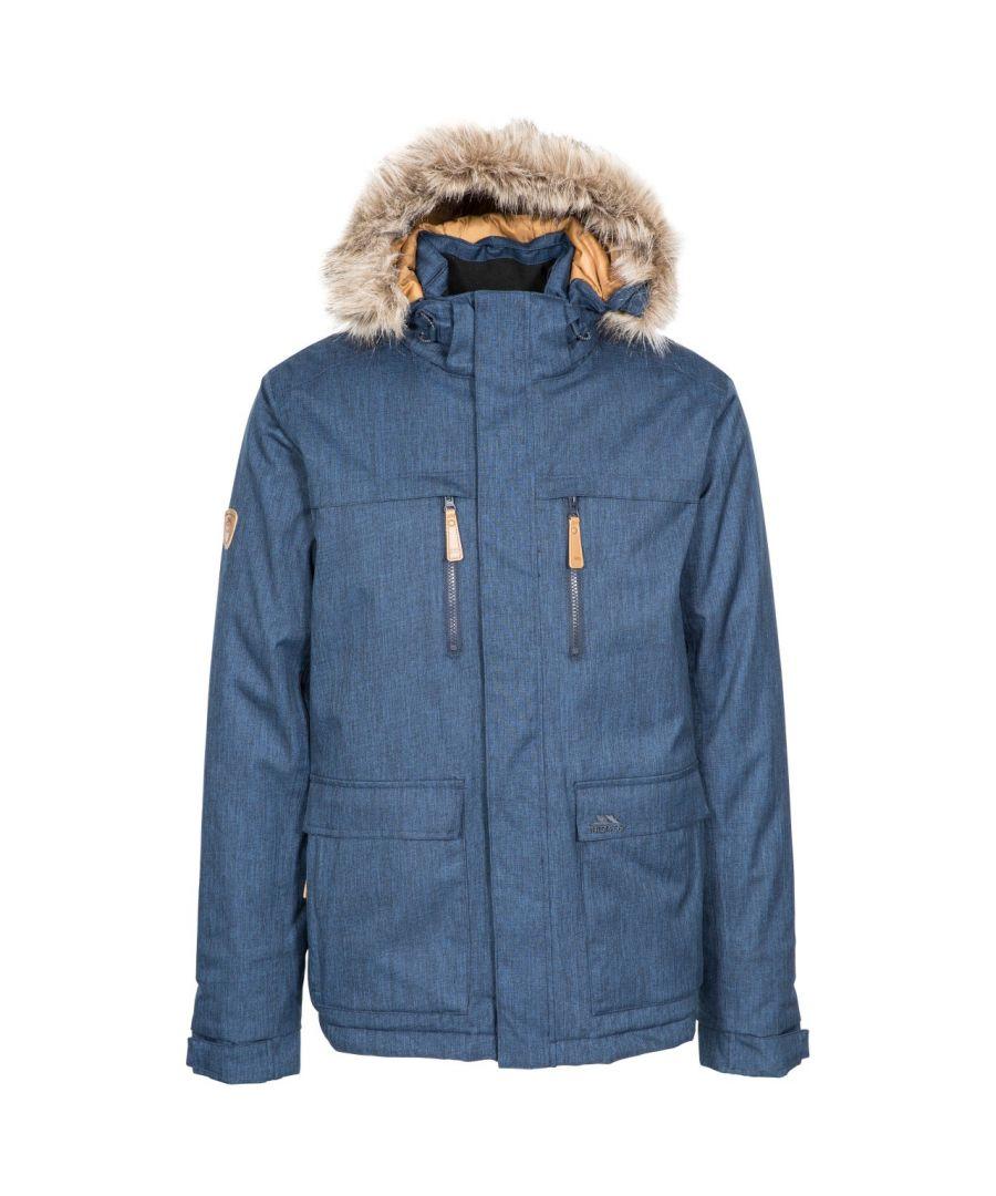 Image for Trespass Mens King Peak Waterproof Jacket