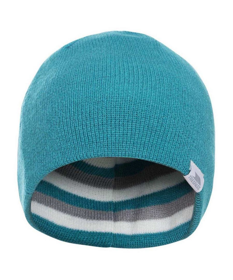 Image for Trespass Childrens/Kids Reagan Beanie Hat