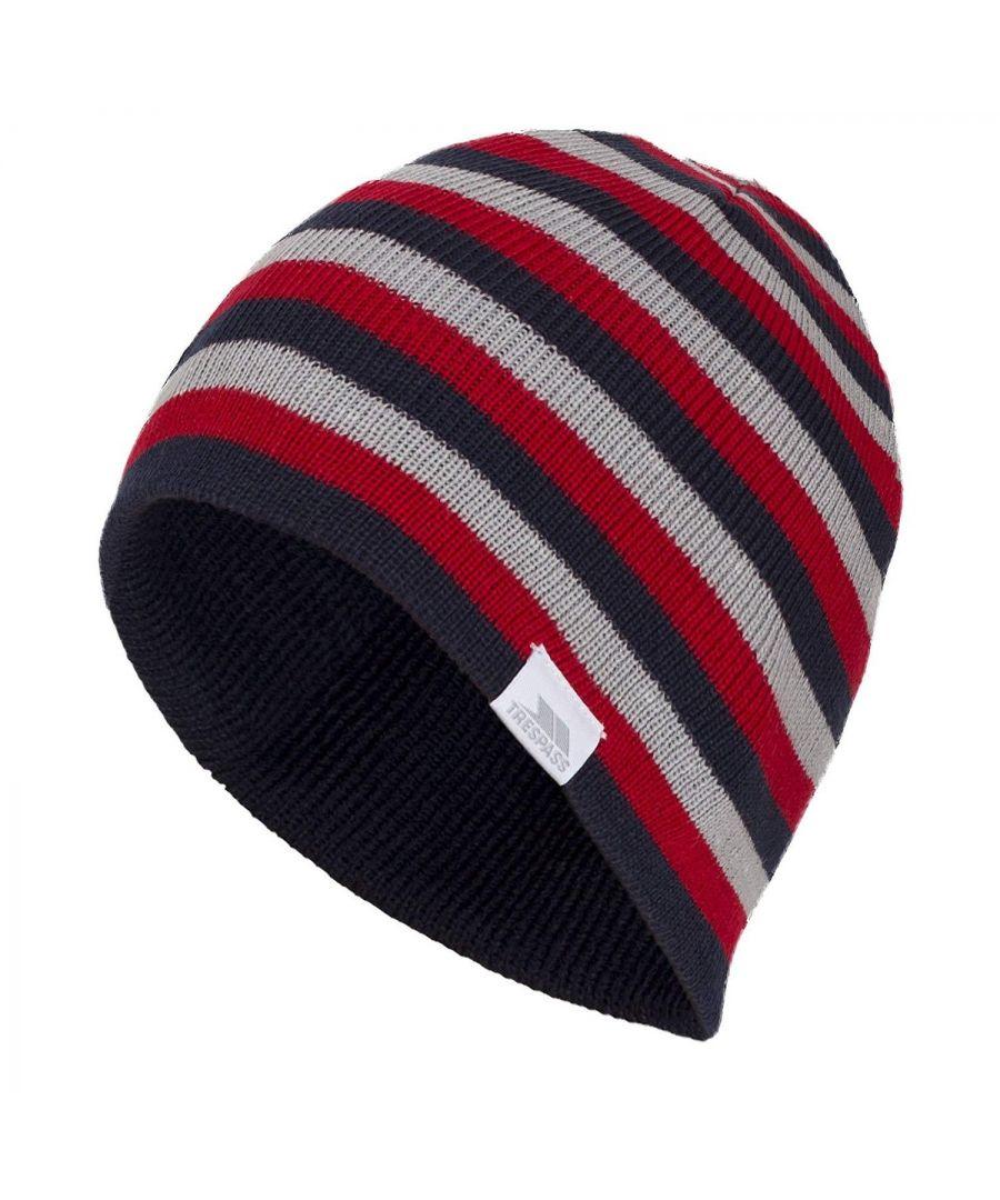 Image for Trespass Childrens/Kids Reagan Beanie Hat