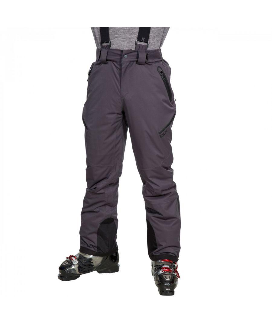 Image for Trespass Mens Kristoff Stretch Ski Trousers