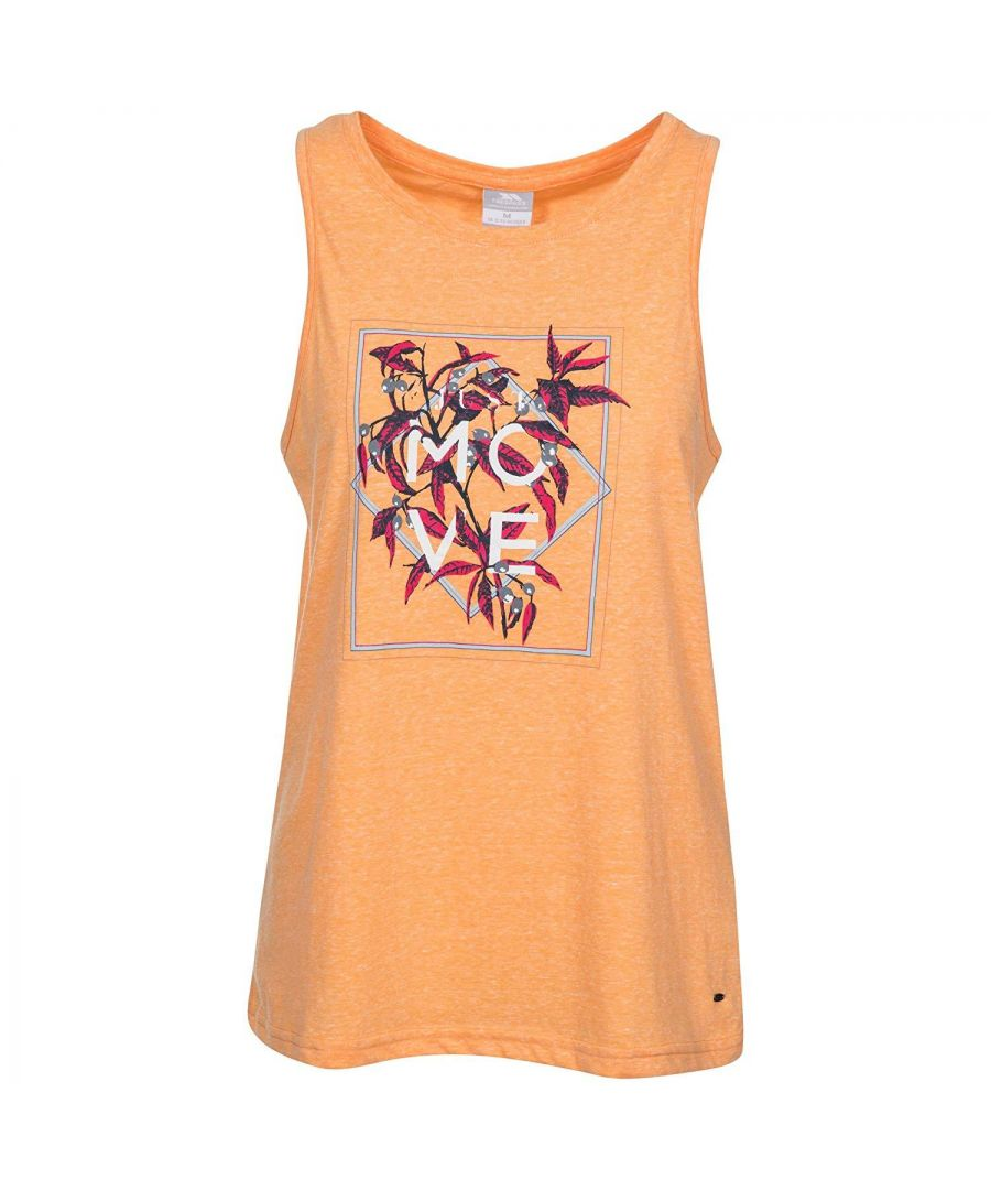 Image for Trespass Womens/Ladies Justmove Vest Top