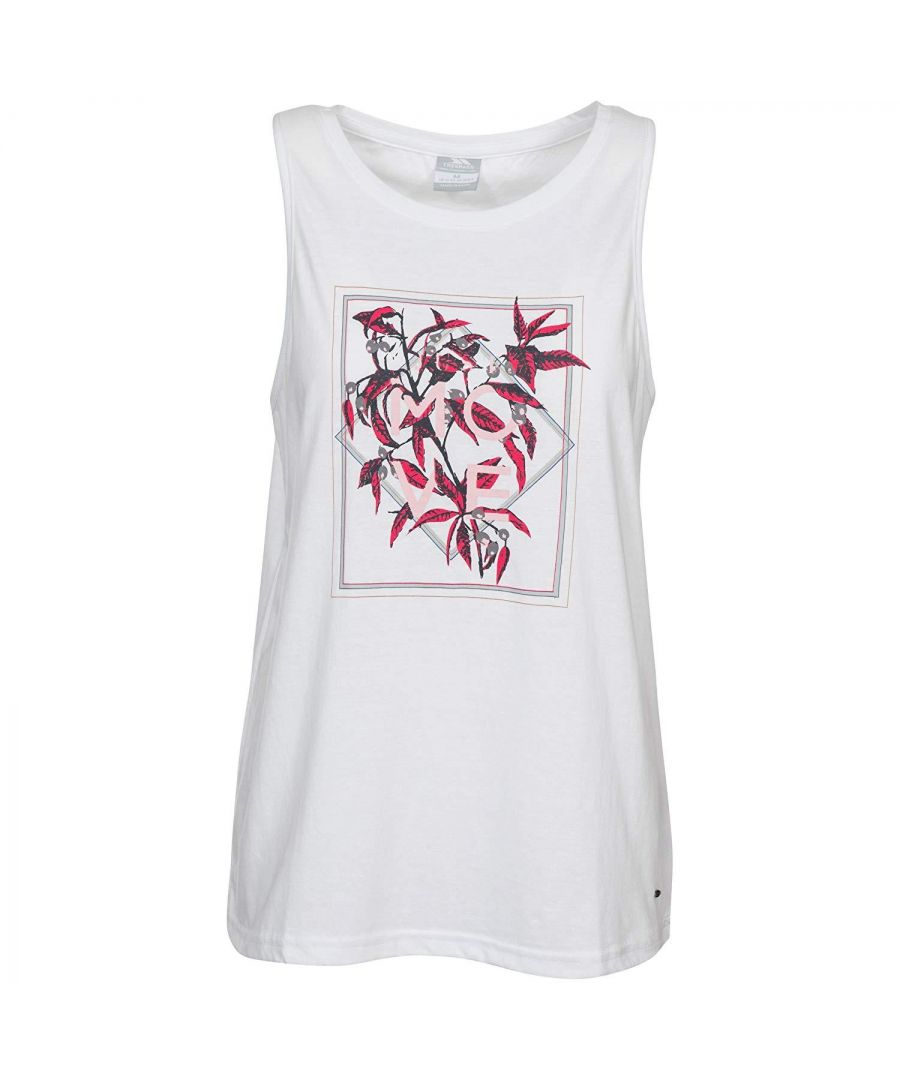 Image for Trespass Womens/Ladies Justmove Vest Top