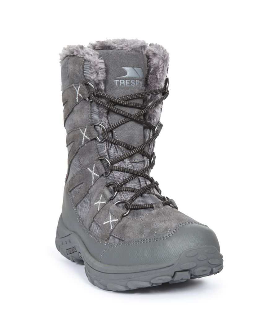 Image for Trespass Womens/Ladies Zofia Snowboot
