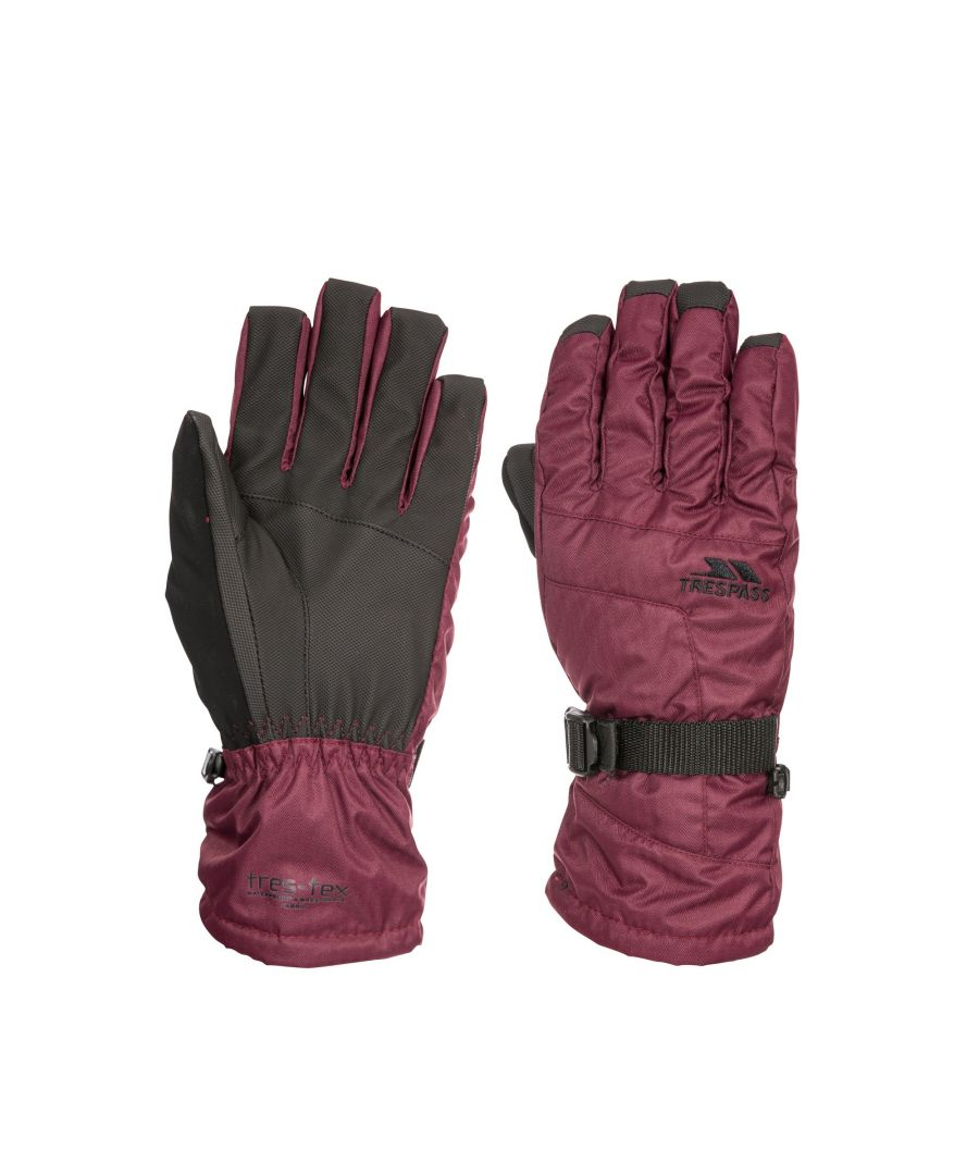 Image for Trespass Womens/Ladies Embray Gloves