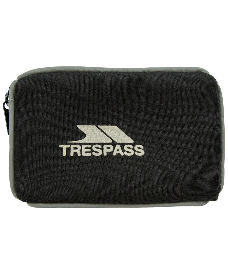 Image for Trespass Carpal Running Pocket Sweatband (Black)