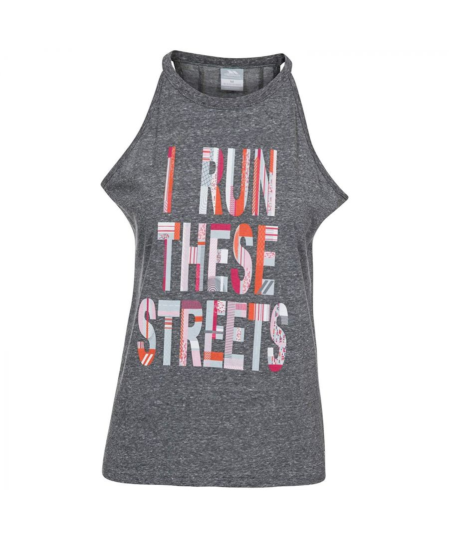 Image for Trespass Womens/Ladies Streets Vest Top