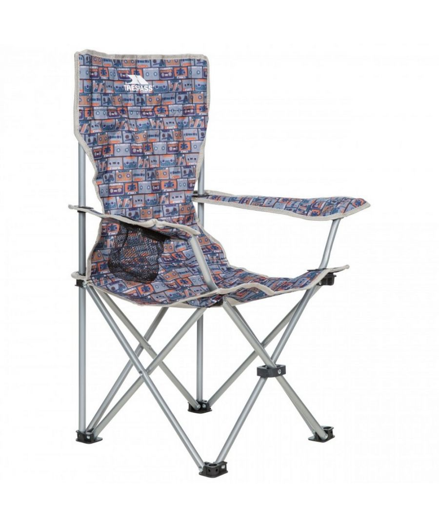 Image for Trespass Childrens/Kids Joejoe Camping Chair With Carry Bag