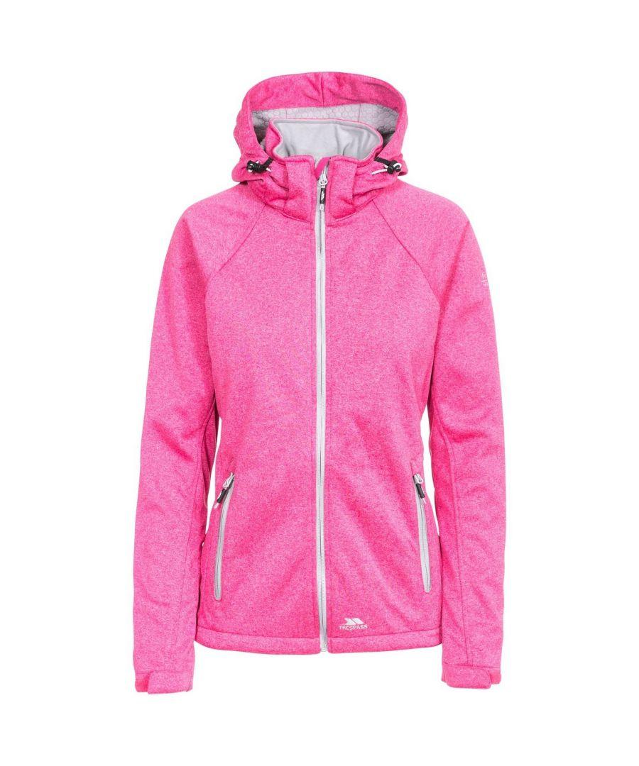 Image for Trespass Womens/Ladies Angela Softshell Jacket