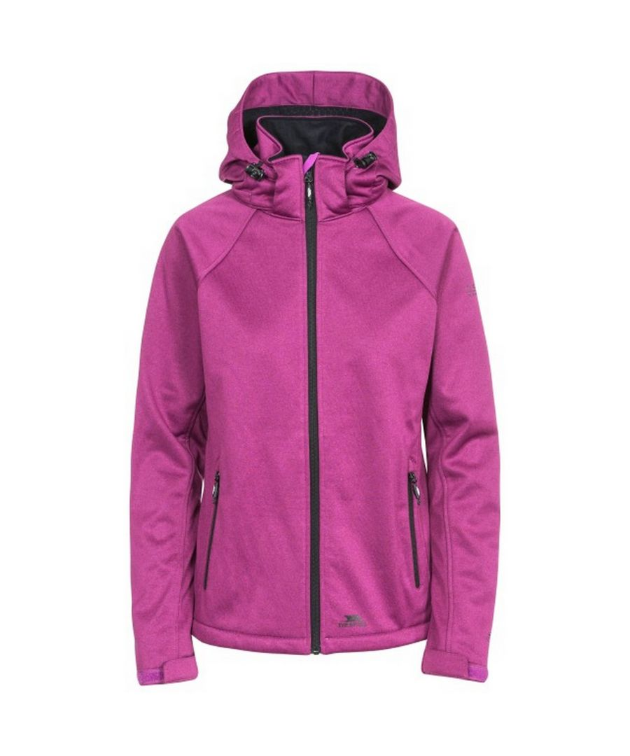 Image for Trespass Womens/Ladies Angela Softshell Jacket