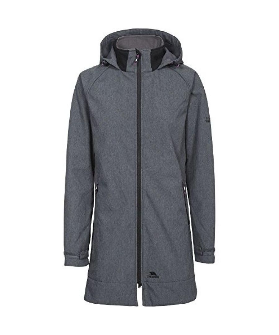 Image for Trespass Womens/Ladies Maeve Softshell Jacket