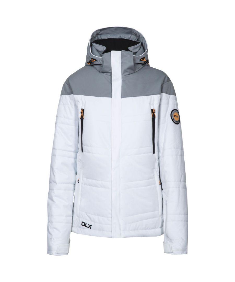 Image for Trespass Womens/Ladies Thandie Ski Jacket (White)