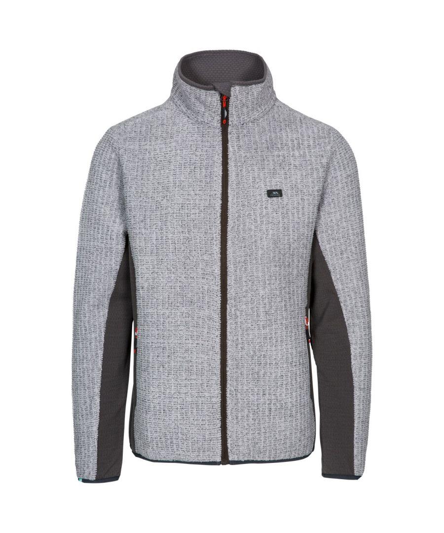 Image for Trespass Mens Templetonpeck Fleece Jacket