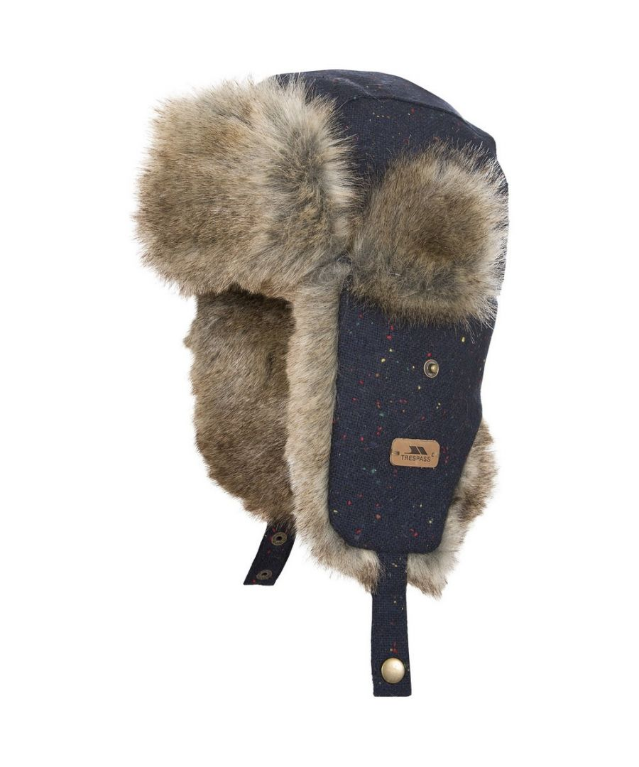 Image for Trespass Childrens/Kids Zazu Trapper Hat