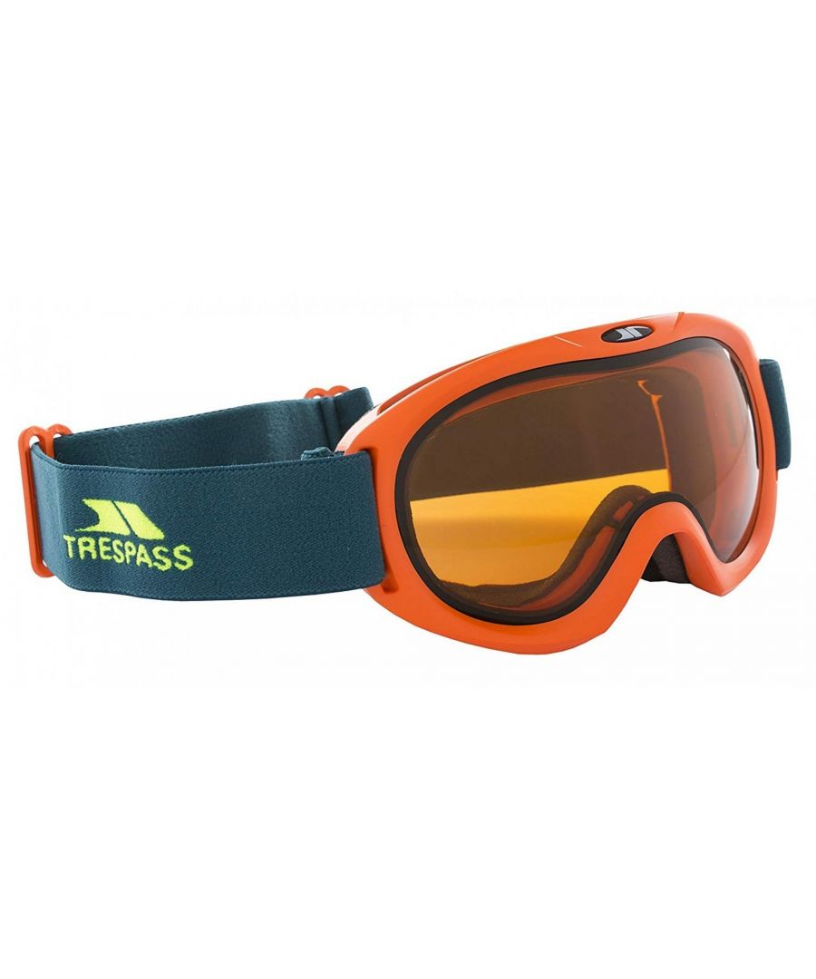 Image for Trespass Childrens/Kids Hijinx Double Lens Ski Goggles