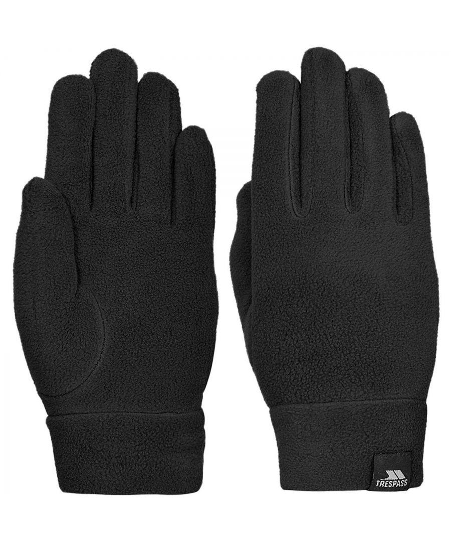 Image for Trespass Womens/Ladies Plummet II Fleece Gloves