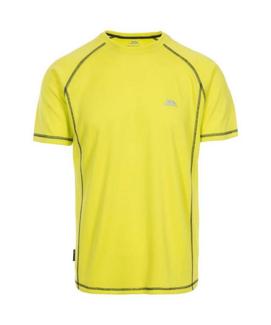 Image for Trespass Mens Albert Active Short Sleeved T-Shirt