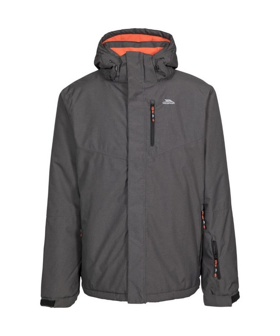 Image for Trespass Mens Cavan Hooded Ski Jacket