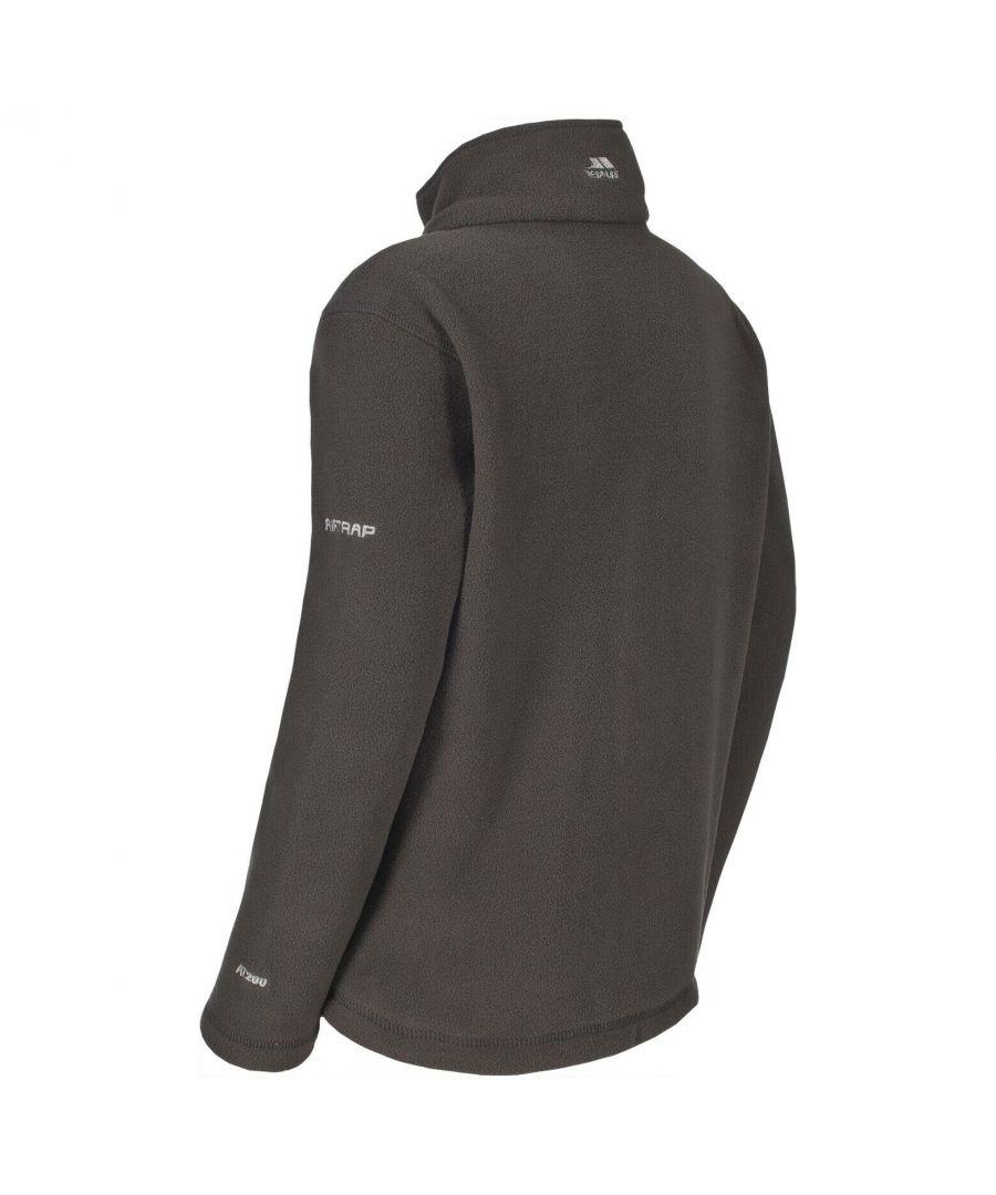 Image for Trespass Childrens/Kids Teviot Full Zip Fleece Jacket