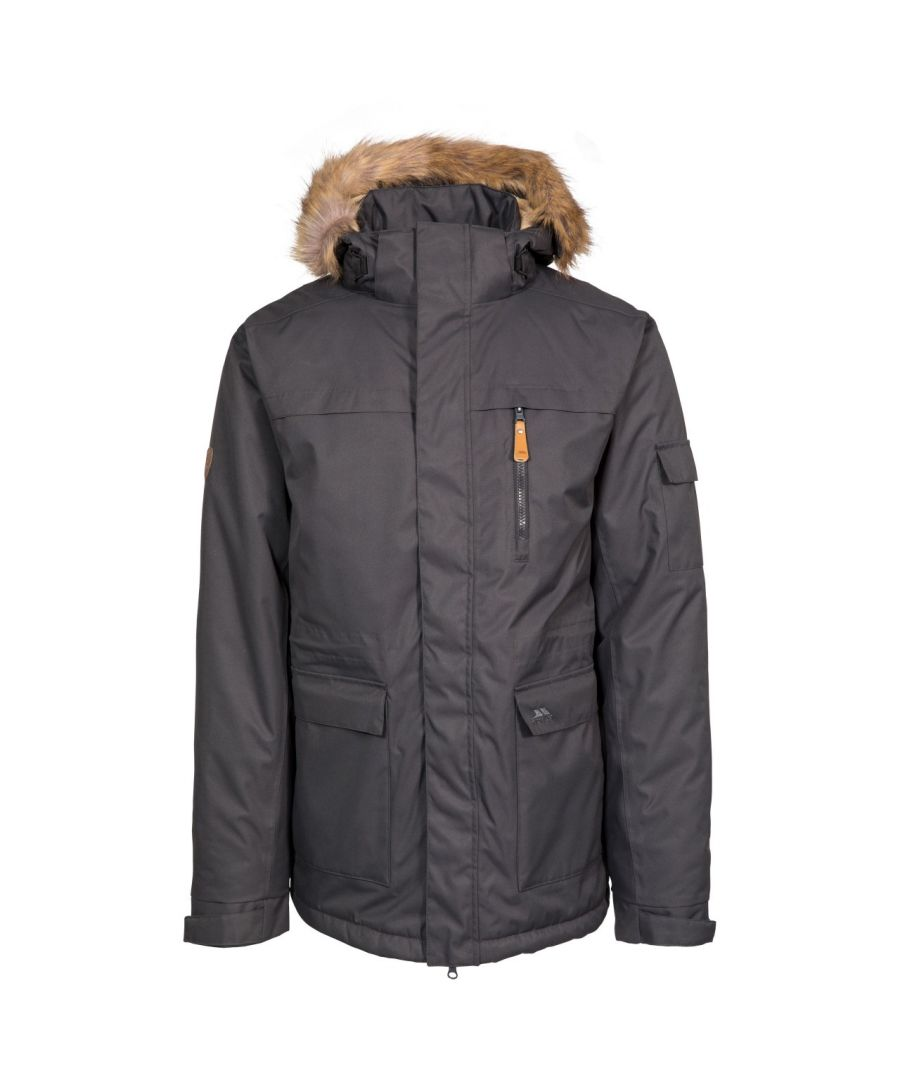 Image for Trespass Mens Mount Bear Parka Jacket