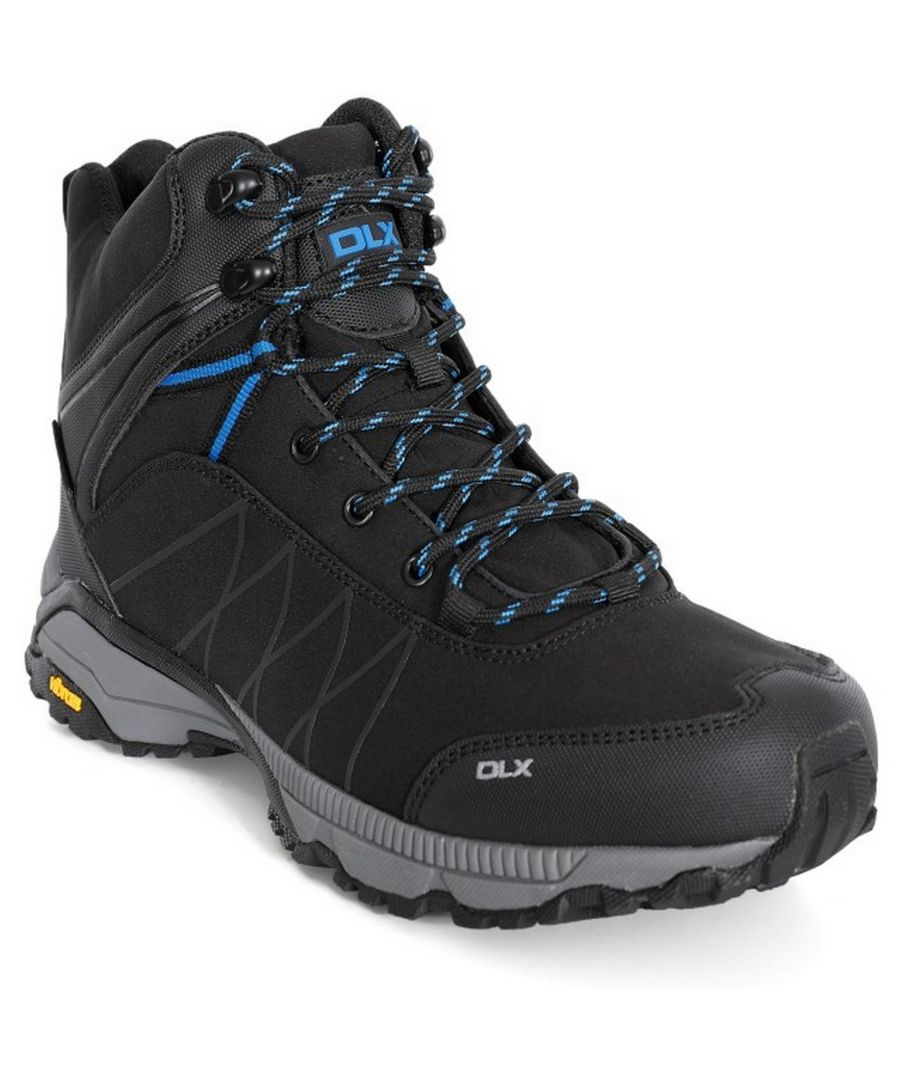Image for Trespass Mens Rhythmic II Deluxe Softshell Boots