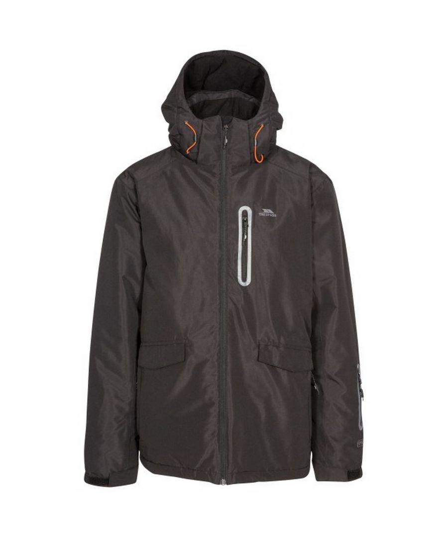 Image for Trespass Mens Slyne Hooded Ski Jacket