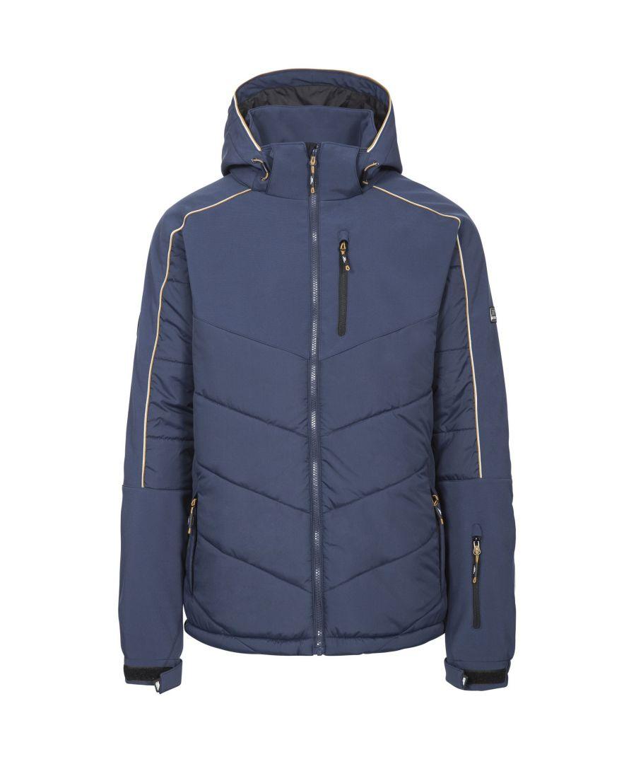Image for Trespass Mens Taran Hooded Ski Jacket