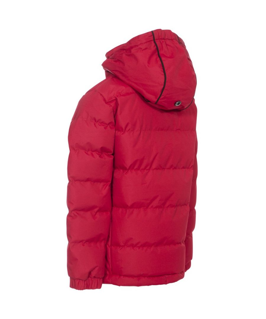Image for Trespass Boys Tuff Hooded Jacket