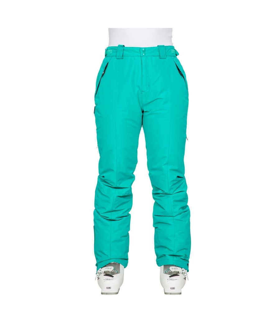 Image for Trespass Womens/Ladies Tullow Ski Trousers