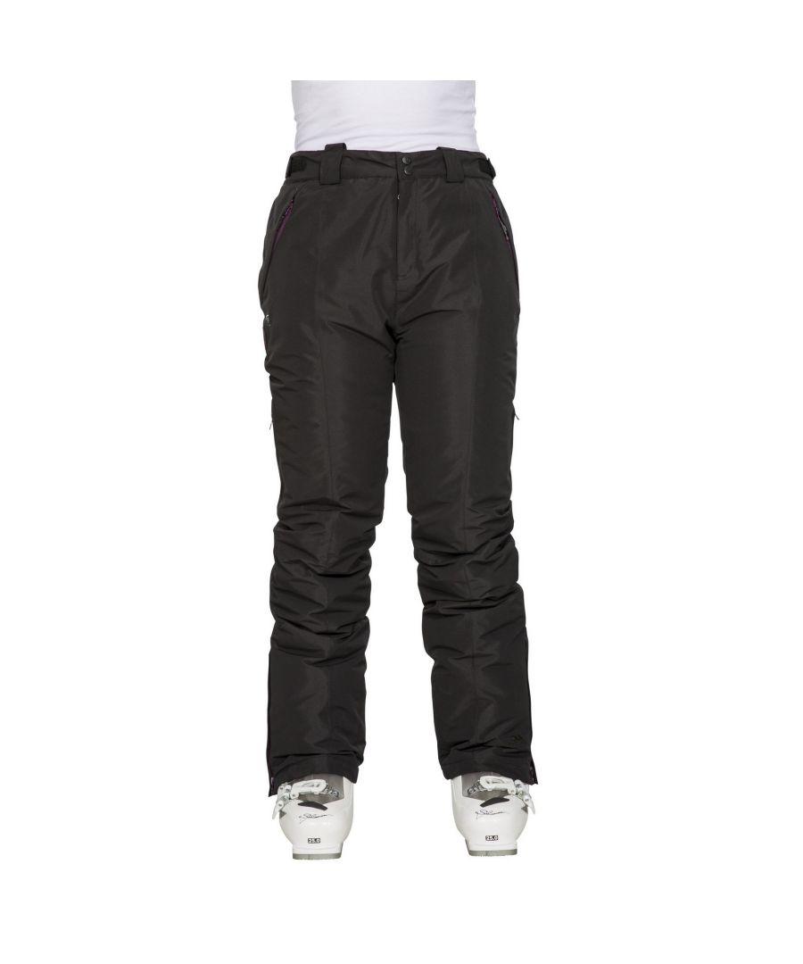 Image for Trespass Womens/Ladies Tullow Ski Trousers