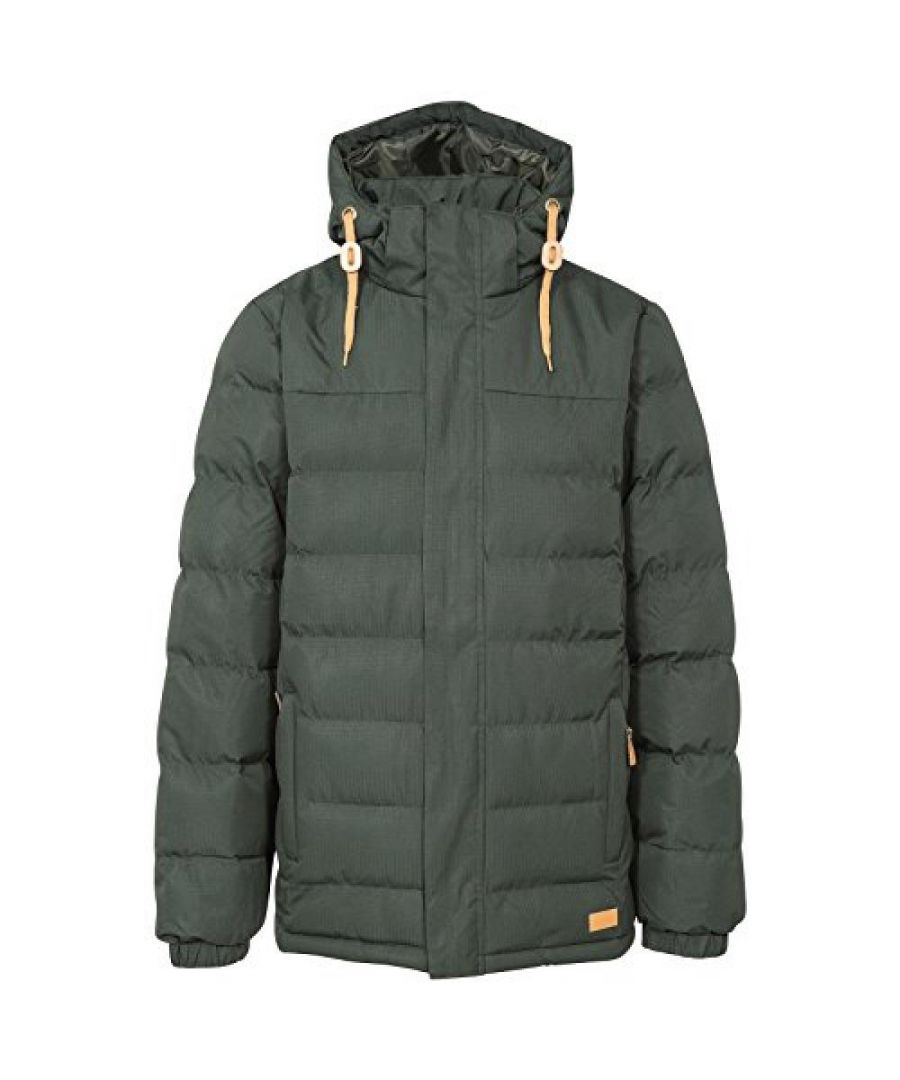 Image for Trespass Mens Westmorland Padded Hooded Jacket
