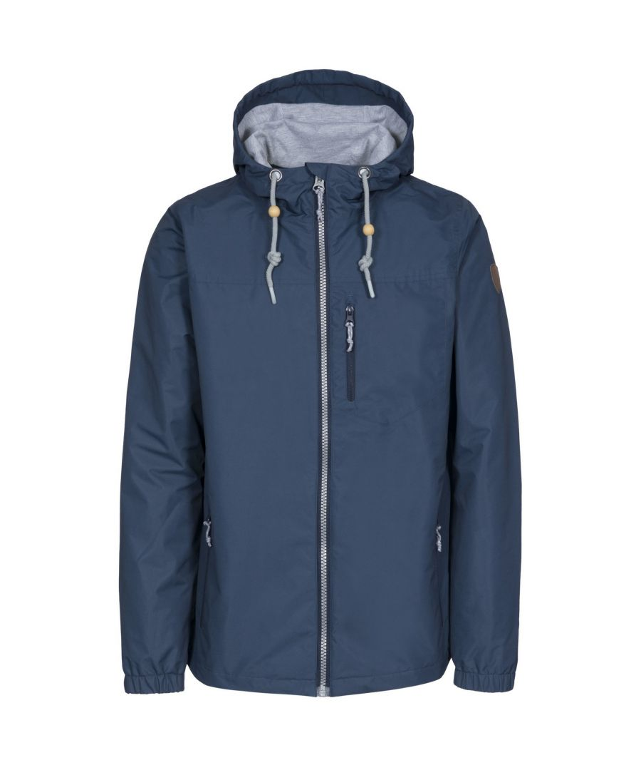 Image for Trespass Mens Anchorage Hooded Jacket