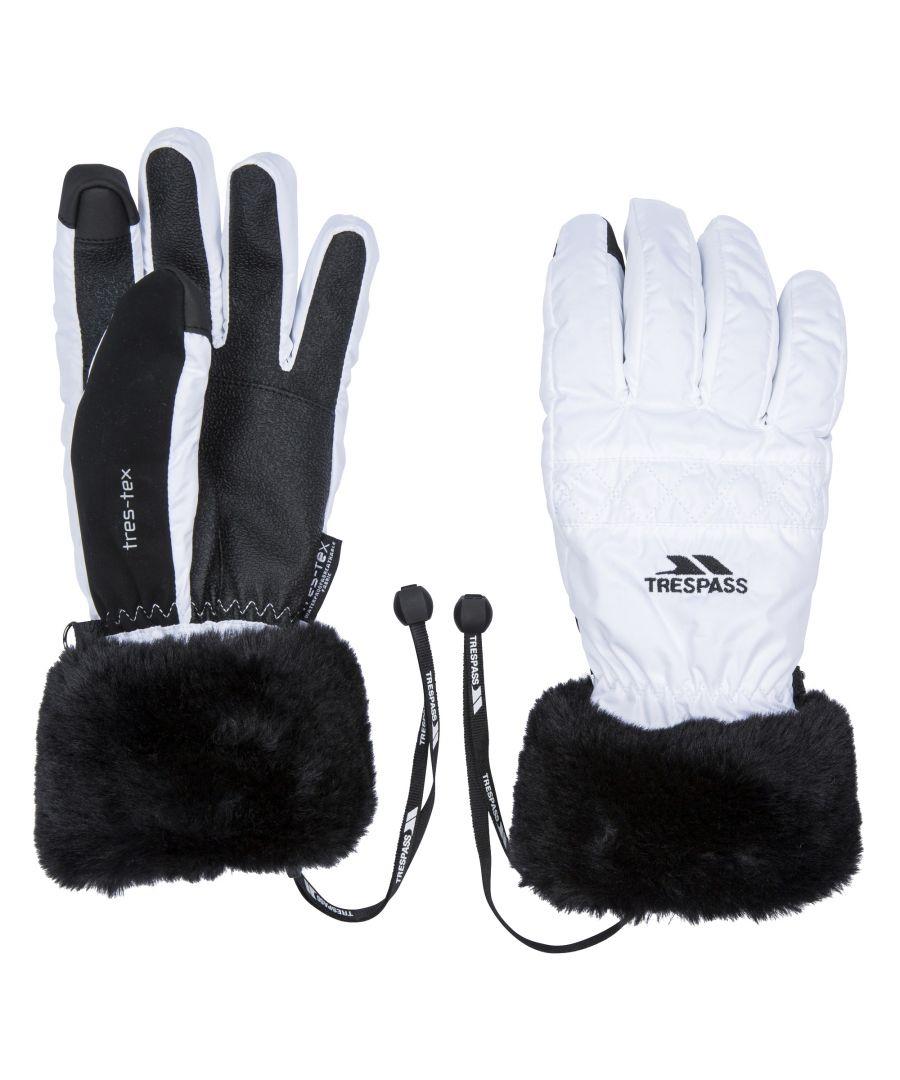 Image for Trespass Womens/Ladies Yanki Gloves