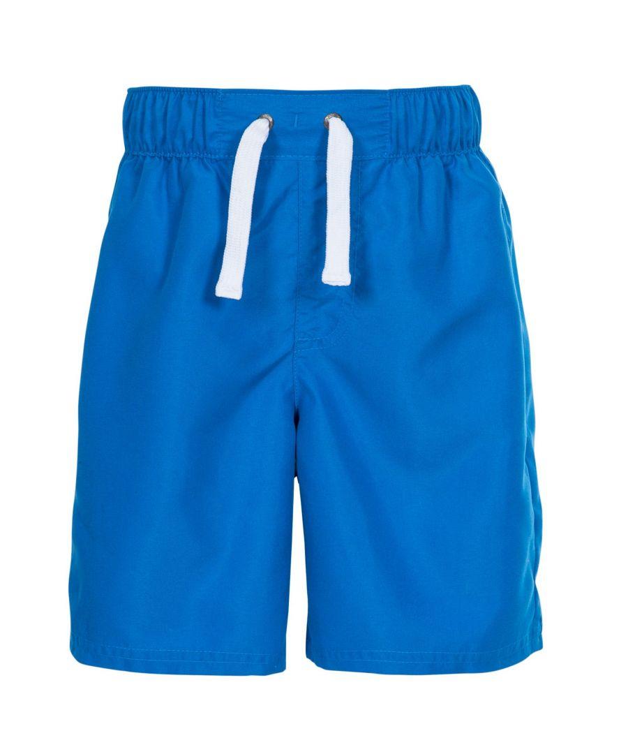Image for Trespass Childrens Boys Riccardo Swimming Shorts