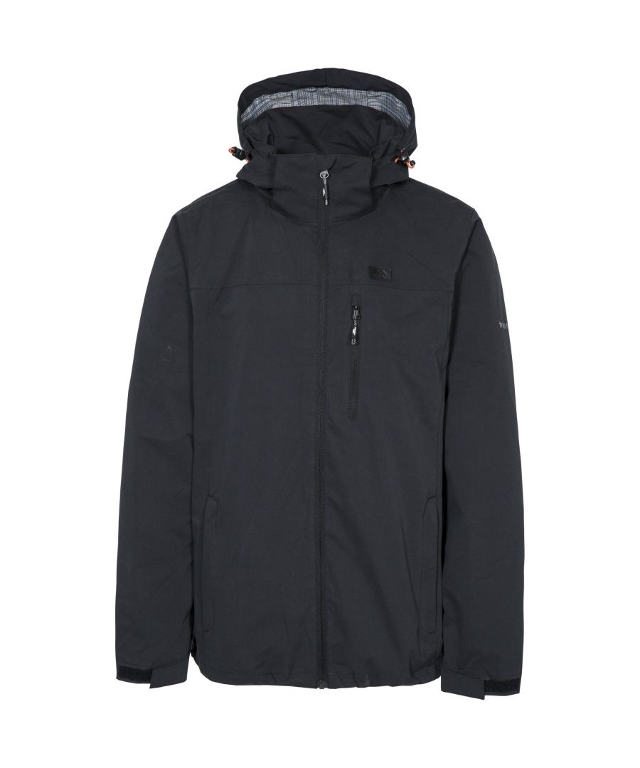 Image for Trespass Mens Weir Waterproof Jacket