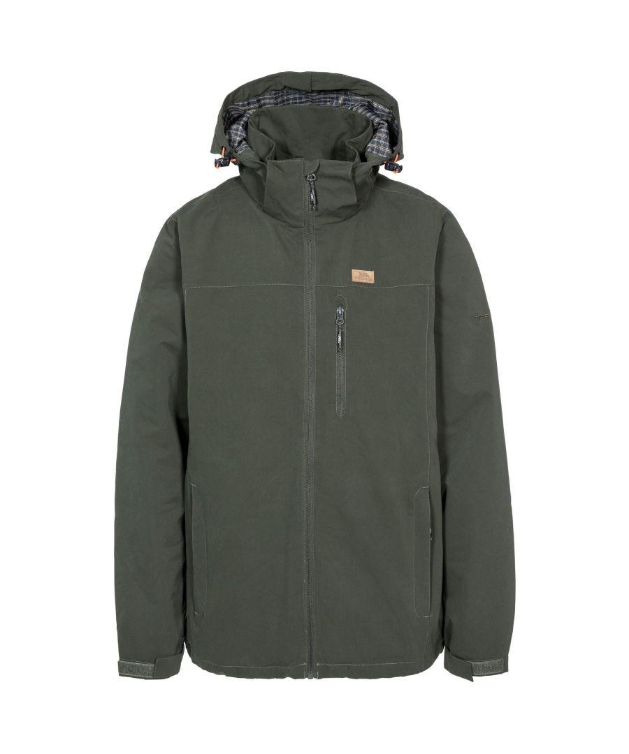 Image for Trespass Mens Weir Waterproof Jacket