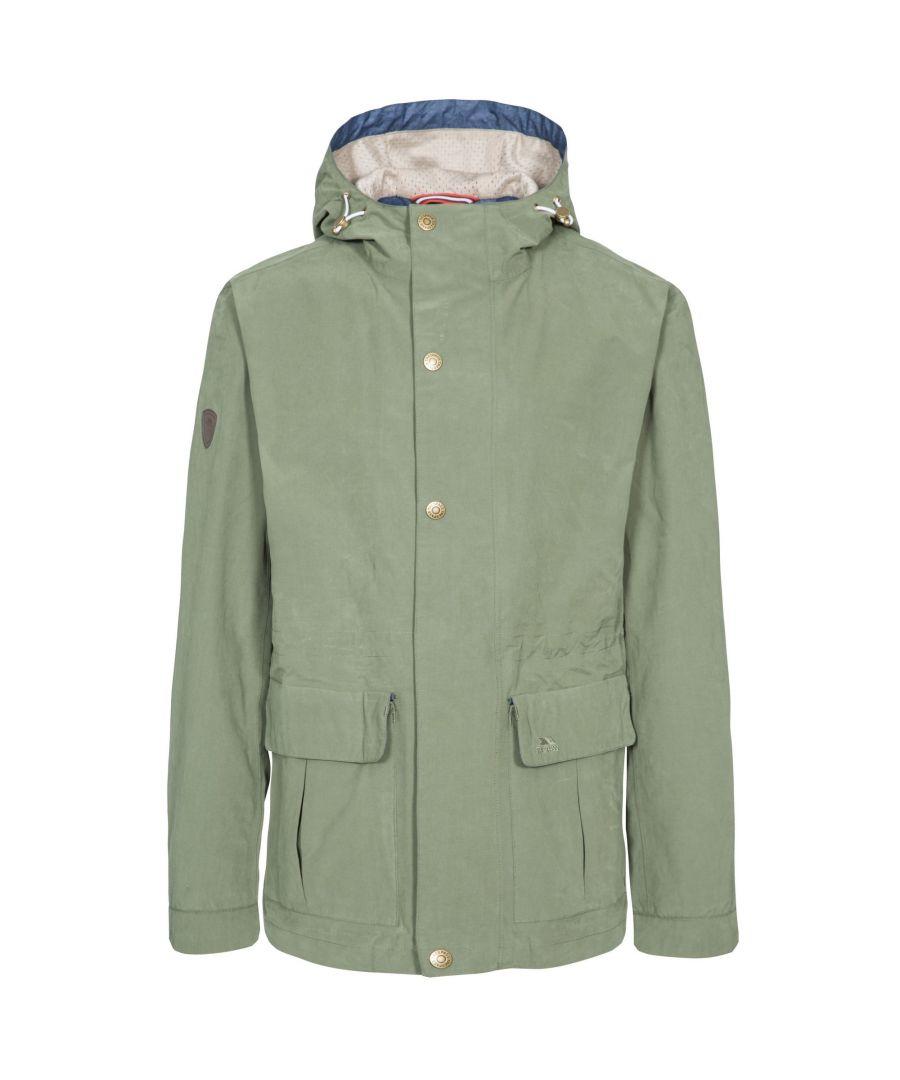 Image for Trespass Mens Riverbank Waterproof Jacket
