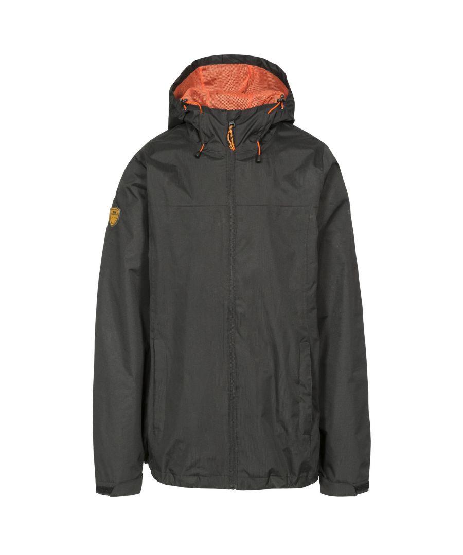 Image for Trespass Mens Waterproof Jacket