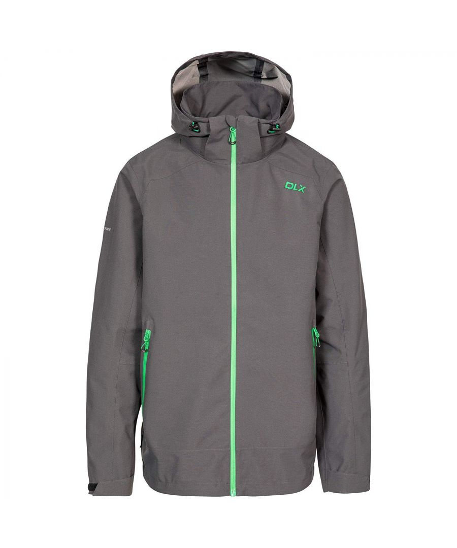 Image for Trespass Mens Lozano Waterproof DLX Jacket