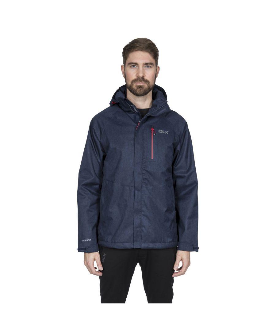 Image for Trespass Mens Dupree Waterproof Jacket