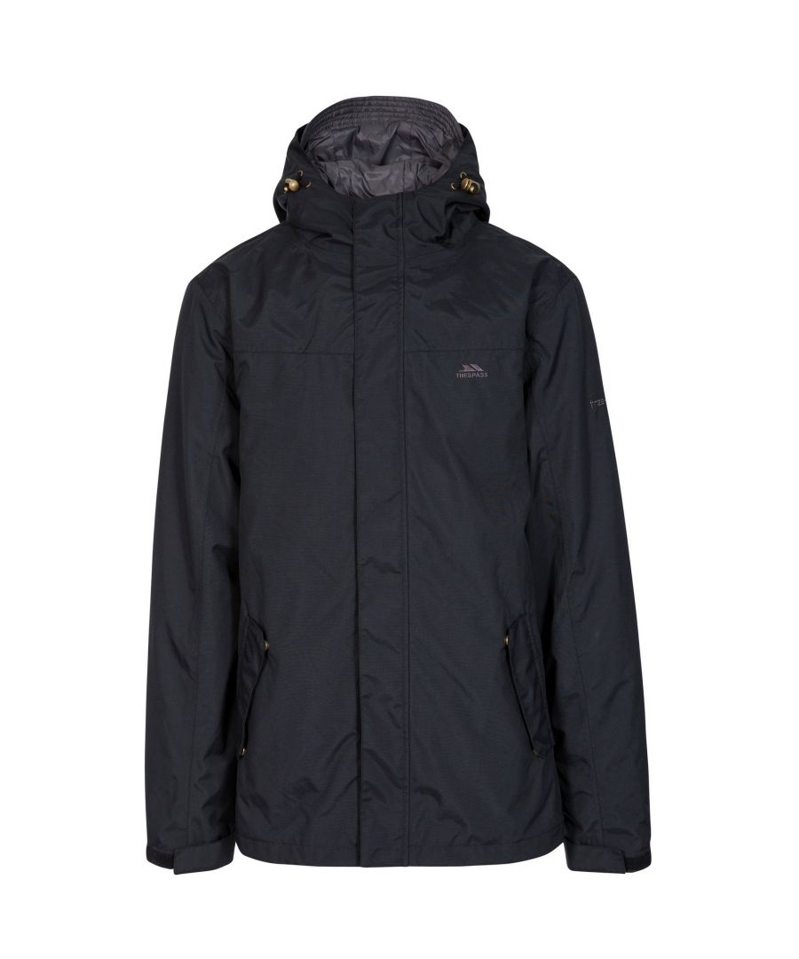 Image for Trespass Mens Enthusiasts Waterproof Jacket