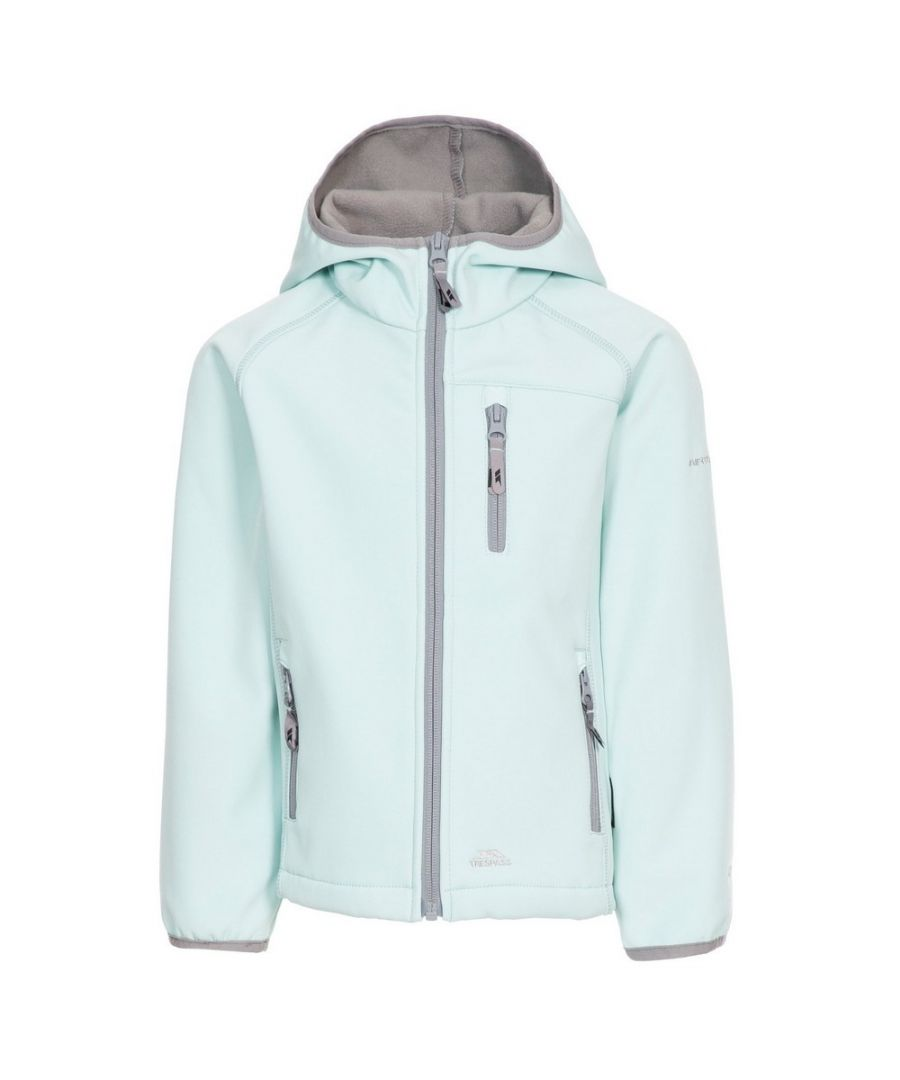 Image for Trespass Girls Kian Softshell Jacket