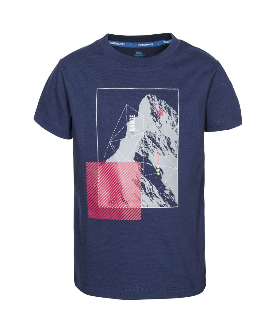 Image for Trespass Childrens Boys Lowie T-Shirt