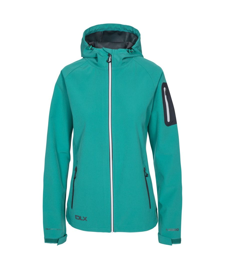 Image for Trespass Womens/Ladies Landry Waterproof Softshell Jacket