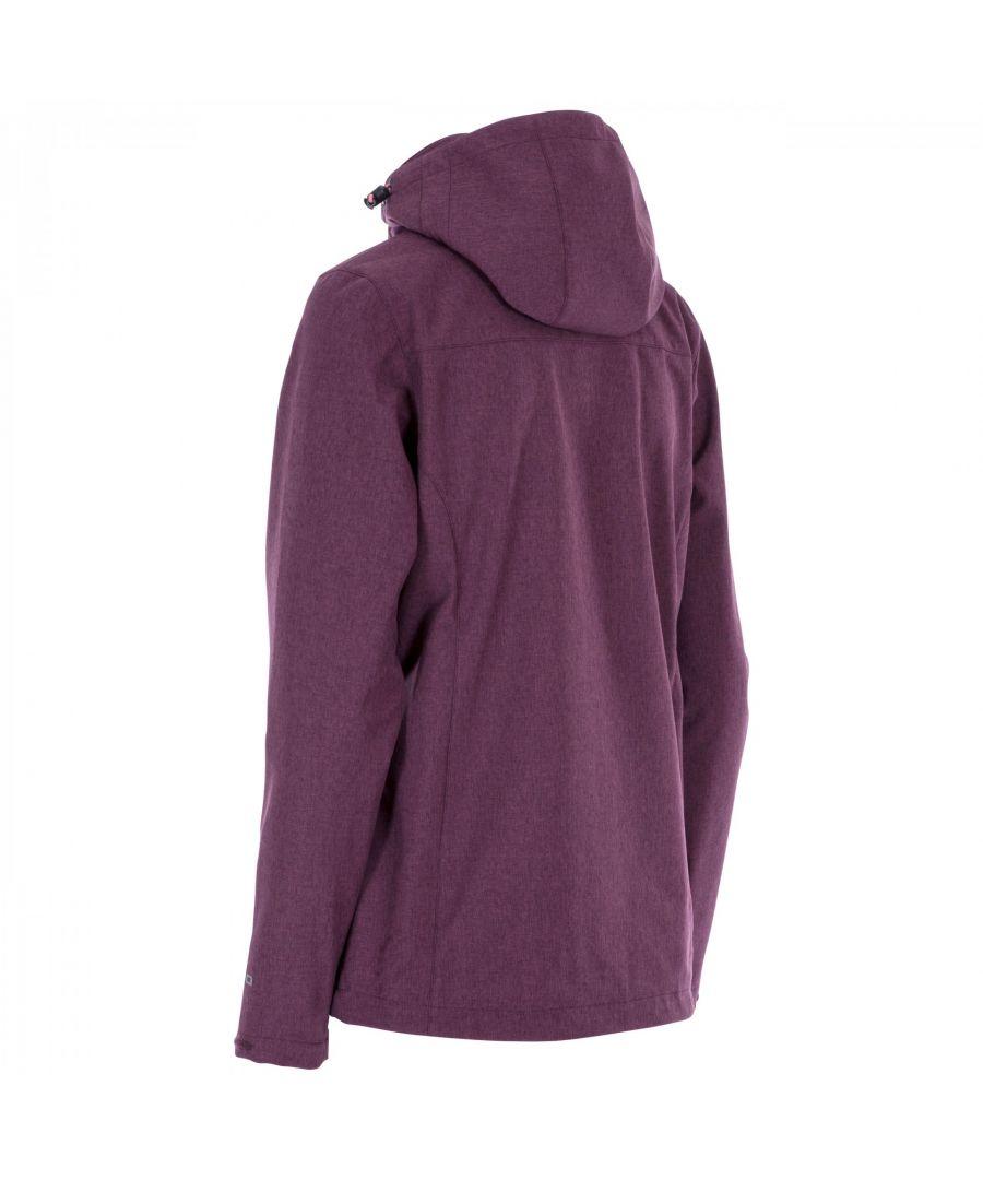 Image for Trespass Womens/Ladies Claren II Waterproof Softshell Jacket