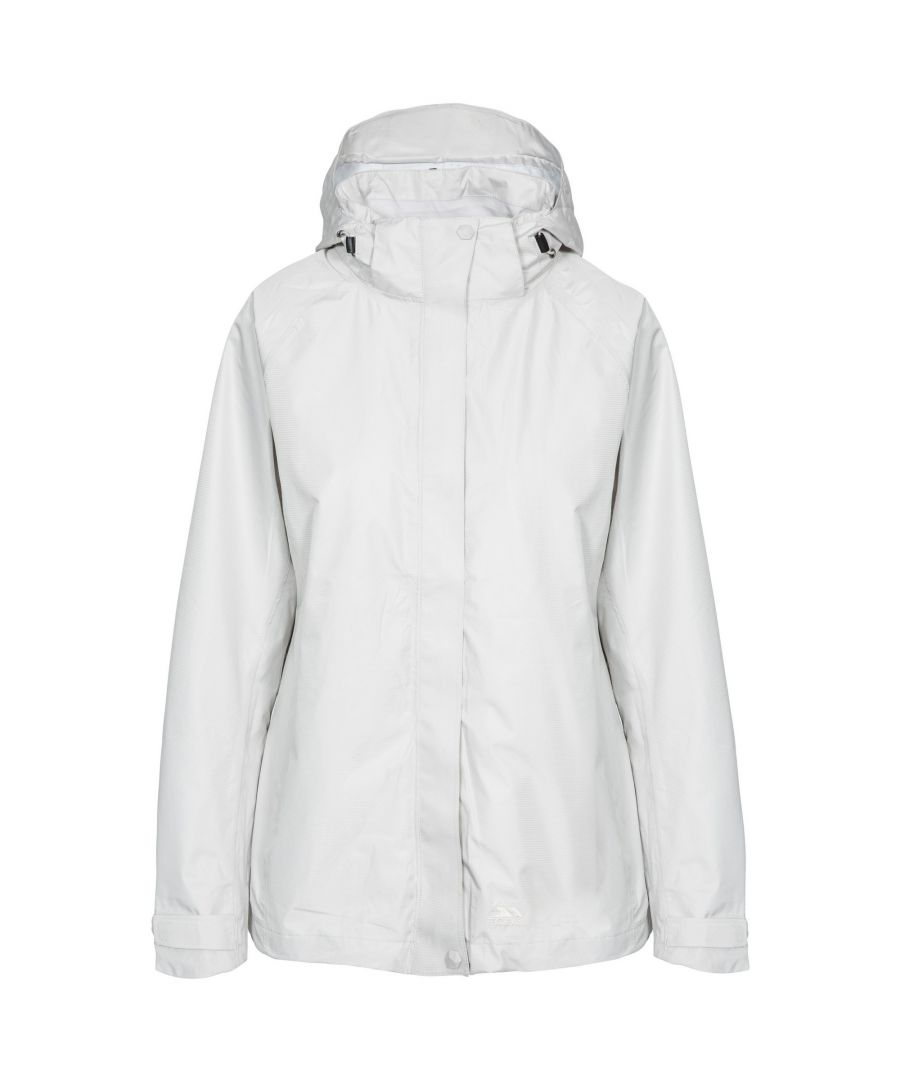 Image for Trespass Womens/Ladies Review Waterproof Jacket
