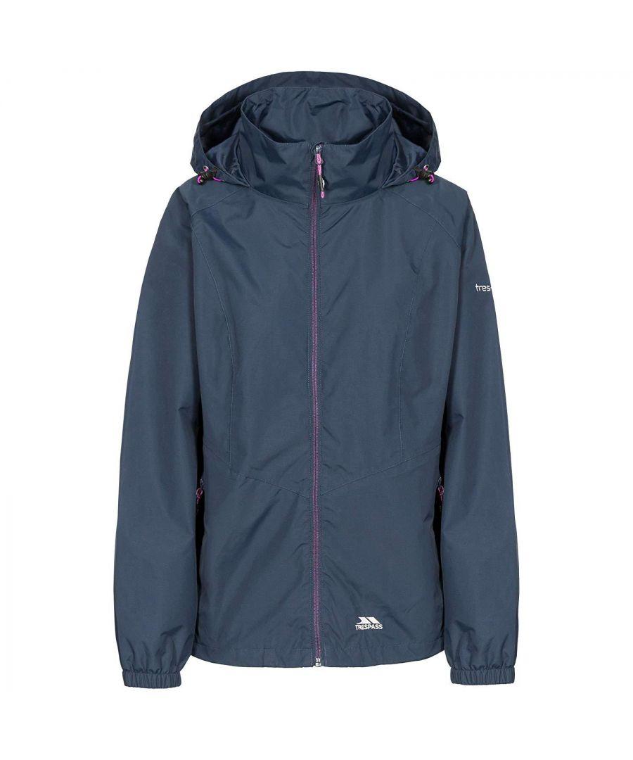 Image for Trespass Womens/Ladies Blyton Waterproof Jacket