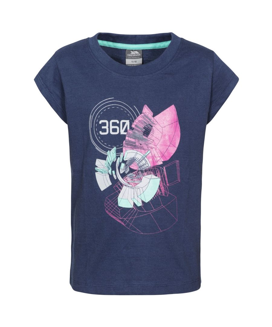 Image for Trespass Childrens Girls Leia T-Shirt