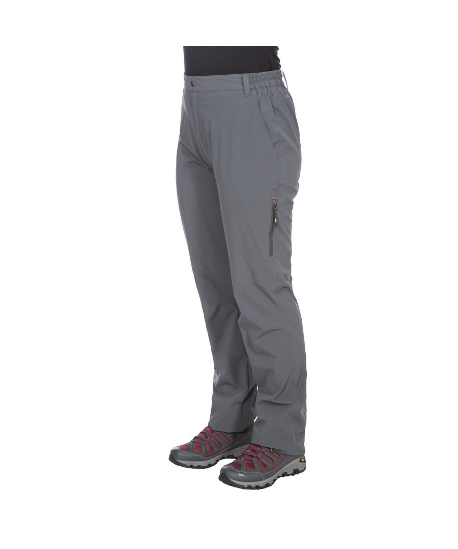 Image for Trespass Womens/Ladies Pasture Hiking Trousers